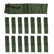 "15pack Hunting 14"" Handgun Gun Sock Silicone Treated Pistol Cover Case Sleeve"