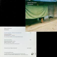 EGBERTO GISMONTI  saudaçoes  LIVE 2006-2007 / 2 CD