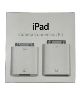 Apple iPad Camera Connection Kit 2010 NIB NOS Never Opened