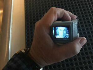 SpAcE 1999 COMMLOCK Prop mini lcd tv camcorder star trek prop