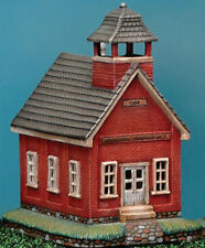 """Mayco School Village House 7"""" x 6"""" x 4"""" Ceramic Bisque, Ready To Paint"""