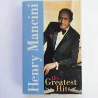 Henry Mancini His Greatest Hits (Cassette)