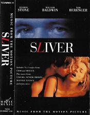 Various Sliver CASSETTE ALBUM Film Soundtrack Ambient Trip Hop RnB/Swing Techno
