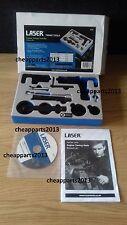 Diesel Engine Timing Tool Kit - Renault Dci, GM Movano & Vivaro TDi - Laser 4076