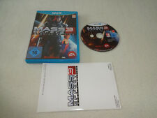 Mass Effect 3 -- Special Edition Nintendo Wii U Spiel