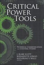 Critical Power Tools: Technical Communication and Cultural Studies (Suny Series,