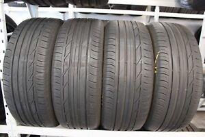 4 Neuwertige Sommerreifen  225-50-R18 99W  Bridgestone Turanza T-001