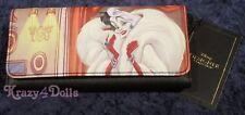 Disney Designer Collection Cruella De Ville Wallet NEW with Tags!