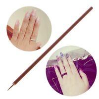 Handle Drawing Acrylic Brushes Painting Brush Small Bamboo Pen Kit Nail Art Tool