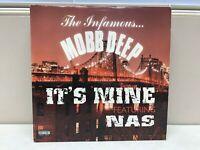 "Mobb Deep Nas It's Mine 12"" Acapella"