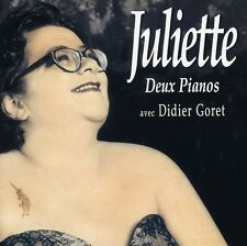 Juliette - Deux Pianos [New CD]