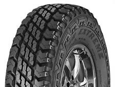 4 NEW WILD COUNTRY TXR EXTREME MT AT TIRES LT 265/70/17 2657017 265/70R17 E