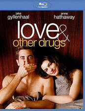 Love and Other Drugs (Blu-ray Disc, 2011, 2-Disc Set)	Anne Hathawa No Slipcover
