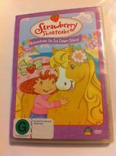 Strawberry Shortcake: Adventures on Ice Cream Island Region4 DVD - BRAND NEW