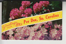 Chrome 2 View Flowery Greetings from Pee Dee Sc