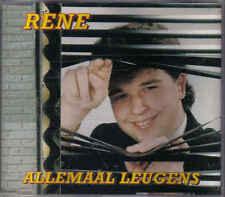 Rene- allemaal Leugens cd maxi single