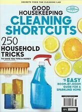 Good Housekeeping Special Magazine - Cleaning Shortcuts (2016) New  FREE SHIP!