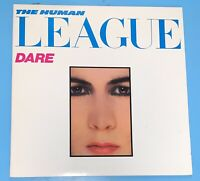 LP RECORD - HUMAN LEAGUE - DARE - VIRGIN