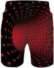 Belovecol Mens Swim Trunks Summer Cool Quick Dry Board Shorts Bathing Suit with