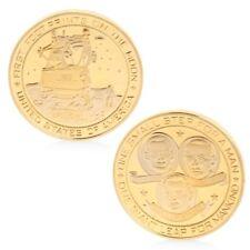 Apollo Memory Commemorative Copper Collection Coins Souvenior Zinc Alloy Gifts
