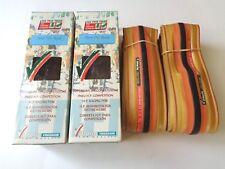 *NOS Vintage VITTORIA Open Dry Road 700 x 23C twin tread clincher tyres*
