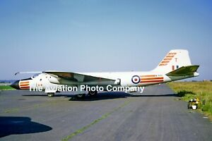 RAF 85 Squadron English Electric Canberra T.19 WJ610/T (1969) Photograph