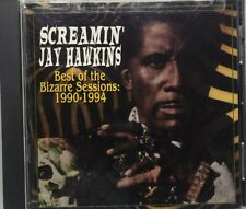 Screamin' Jay Hawkins : Best of the Bizarre Sessions 1990-1994 CD (29) Like New