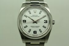 Rolex Oyster Perpetual 114200, 2014 Box and Papers