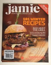 Jamie Oliver Magazine UK Edition NEW Unread - Issue 15 - January 2011