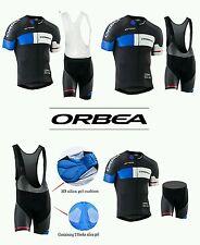 equipacion Orbea maillot culotte mtb ciclismo triatlon btt modelo 2016-2017