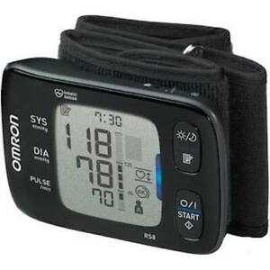 Omron RS8 Intelli Sense Wrist Bood Pressure Monitor