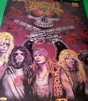 Rock & Roll Comics Guns N' Roses * Revolutionary Comics (1990)