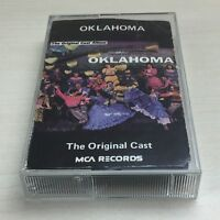 Oklahoma The Original Cast On Cassette Tape - TESTED