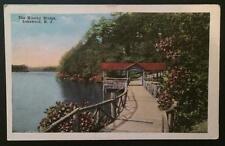 The Kissing Bridge, Lakewood, N.J., E. Finkelstein 7355