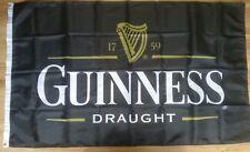 Guinness de tiro Calidad Bandera Bandera De Garaje/150x90cm