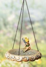 Disney Traditions Jim Shore Tinker Bell Hanging Bird Bath Feeder