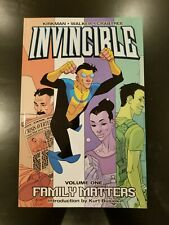 Invincible TPB Vol 1 kirkman graphic novel paperback