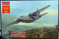Roden 057 - 1/72 - Fairchild C-123K/UC-123K American aircraft 332 mm UK