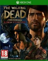 The walking dead a new frontier Telltale Games Series Xbox One Season Pass Disc