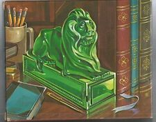 Vintage 1973 Avon Classic Lion - Empty In Box-Great Condition -Free Shipping