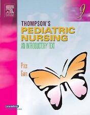 Thompson's Pediatric Nursing: An Introductory Text (LPN Threads)