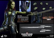 HOT TOYS Guardians of the Galaxy Gamora Zoe Saldana 1/6 Figure IN STOCK
