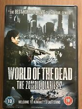 World Of The Dead - Zombie Diaries 2 ~ 2010 Horror Film | UK DVD