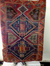 Antik Sivas Ost Anatolian Antep alfombra Rug tappeto