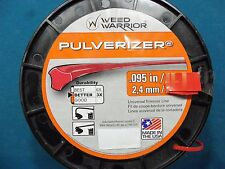 """Weedeater, Weed Whacker, String Trimmer Line .095 """" - Professional - MADE IN USA"""