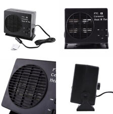 DC 12V Vehicle Car Ceramic Heater Fan Warmer with Adjustable Mounting Bracket