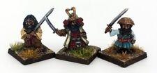 Samurai Dwarf Sword Dwarves Warhammer Fantasy Armies 28mm Unpainted Wargames