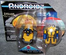 ANDROIDZ ANGLE GRINDER & DUST MIGHT ROBOT SET