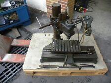 Hommel UWG 2 Drehmaschine Drehbank Uhrmacher Maschine Büchsenmacher Fräs Fräse