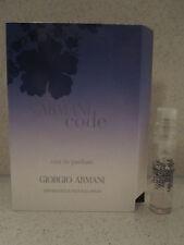 GIORGIO A.  ~ CODE ~ Eau de Parfum Probe für SIE NEU/OVP